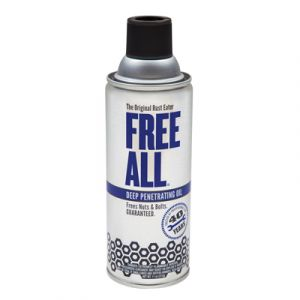 Free All: The Rust Eater | Deep Penetrating Oil
