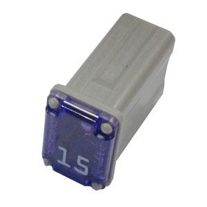 Bussmann: 15 Amp Micro MCASE Cartridge Fuse - (Each)
