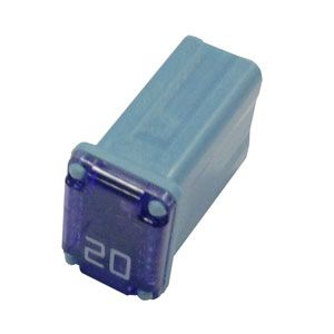 Bussmann: 20 Amp Micro MCASE Cartridge Fuse - (Each)