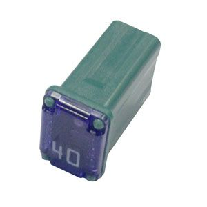 Bussmann: 40 Amp Micro MCASE Cartridge Fuse - (Each)