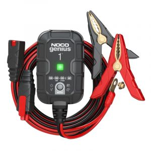 NOCO Genius 6/12V | 1-Amp Smart Battery Charger & Maintainer (Part# GENIUS1)