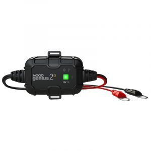 NOCO Genius 6/12V | 2 Amp Direct-Mount Battery Charger and Maintainer