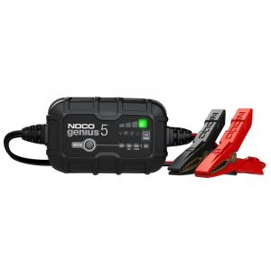 NOCO Genius 6/12V | 5-Amp Smart Battery Charger & Maintainer