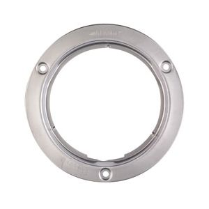 "Maxxima: 4"" Round Stainless Steel Security Flange"