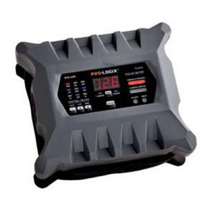 Pro-Logix - 6/12 Volt - 20/10/2 Amp Automatic Battery Charger/Maintainer