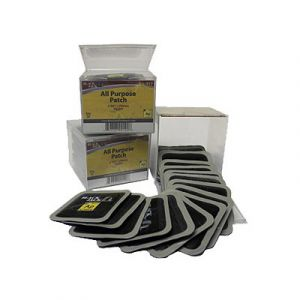 "Black Jack: Radial Patch (2 1/8"") 20 per box"