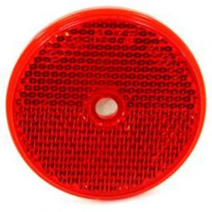 "Optronics 2"" Round Reflector 