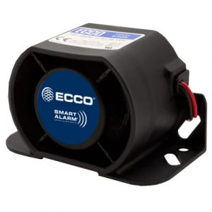 ECCO 600 Series Smart Back-Up Alarm : 12-24V 82-107dB(A)