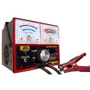 Auto Meter: 800 Amp Variable Load Carbon Pile Tester