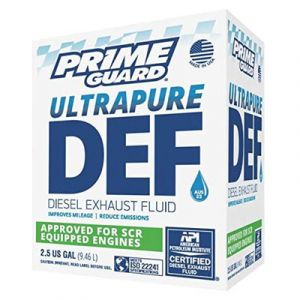 PrimeGuard Ultra-Pure DEF | Diesel Exhause Fluid | 2.5 Gallons