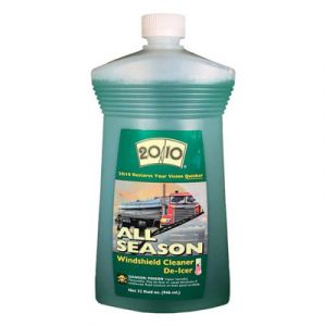 20/10: All Season Windshield Cleaner & Deicer - 32 Ounce (Premixed)