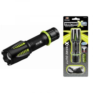 Performance Tool: FirePoint X Li-Ion Rechargeable Flashlight | 500 Lumens