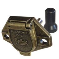 Pollak Single Pole Connector Socket (300 Amps)