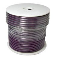 Purple Automotive Primary Copper Wire | 12 Gauge, 100 Feet