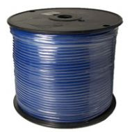 Bee Wire: 12ga Primary Wire - Blue - (500 Foot Spool)