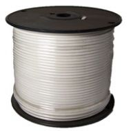 Bee Wire: 12ga Primary Wire - White - (500 Foot Spool)