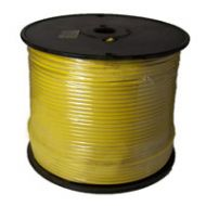 Bee Wire: 12ga Primary Wire - Yellow - (500 Foot Spool)