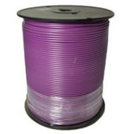 Bee Wire: 14ga Primary Wire - Purple - (1000 Foot Spool)