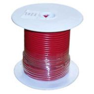 Red Automotive Primary Copper Wire | 16 Gauge, 100 Feet
