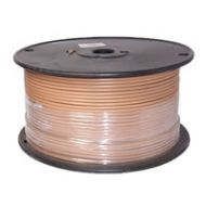 Bee Wire: 16ga Primary Wire - Tan - (500 Foot Spool)