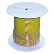 Yellow Automotive Primary Copper Wire | 20 Gauge, 100 Feet