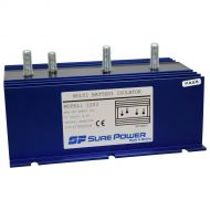 Sure Power 120 Amp Multi-Battery Isolator | 1-Input, 3-Output