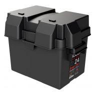 NOCO Group 24 Battery Box (Snap-Top Lid & Strap)