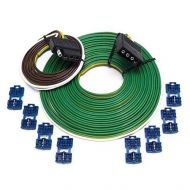 JT&T: 4-Way Trailer Connector Wiring Kit (Part# 2506F)