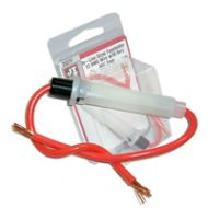 JT&T: In-Line Glass Fuse holder 12ga. Wire w/30 Amp AGC Fuse