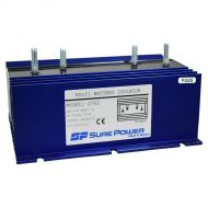 Sure Power: 70 Amp Multi-Battery Isolator | 2-Input, 2-Output