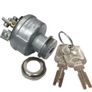 Pollak Universal Ignition Switch | 3 Position