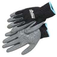 Majestic: Nitrile Palm Dipped Knit Work Gloves - Pair (Large)