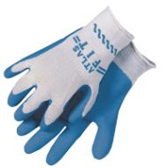 Majestic: Atlas Fit Rubber Palm Dipped Knit Gloves - Pair (Small)