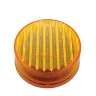 "United Pacific: 13 LED ∼ 2 1/2"" Clearance/Marker Light (Amber)"
