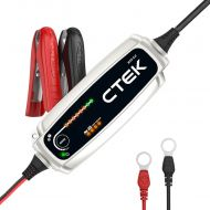 CTEK MXS 5.0 | 12-volt Battery Charger and Maintainer (4.3 Amps)