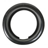"Truck-Lite: Black PVC Grommet for 4"" Round Lights"