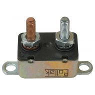 20 Amp Auto Reset Circuit Breaker (Straight Mounted)