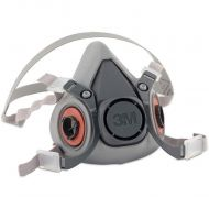 3M: Reusable Respirator | Half Facepiece | Model: 6200
