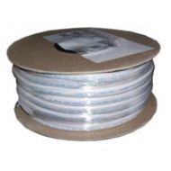 10 Gauge (UL) White Jacketed Primary Wire - (3 Wire) 100'