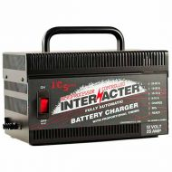Interacter: 12 volt 30 AMP - SCR Battery Charger (Industrial)