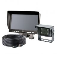 ECCO: Gemineye™ Backup System Color LCD & Nightvision Camera