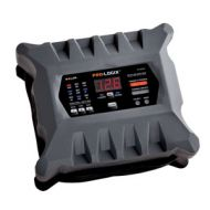 Pro-Logix - 6/12 Volt - 10/6/2 Amp Automatic Battery Charger/Maintainer