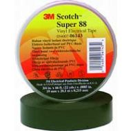 3M: Scotch Electrical Tape ∼ Super 88 - 66 foot roll (All Weather)