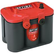 Optima: Group 34 AGM Battery | Redtop 800 CCA